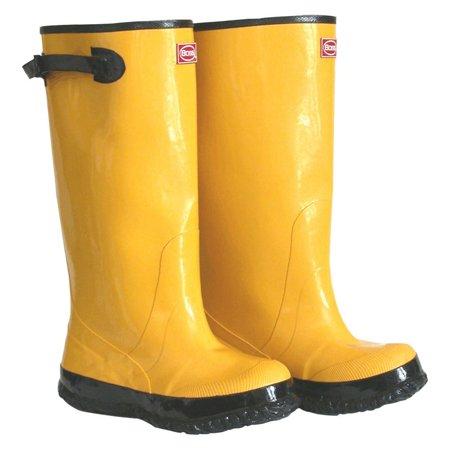 Mens Vapor Glove Shoes - Boss Gloves Mens Yellow Rubber Boots