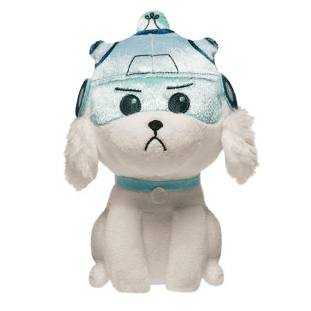 Funko Galactic Plushies: Rick & Morty W2 - Snowball w/ Helmet