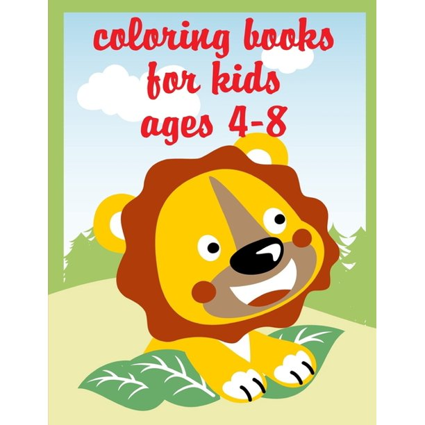 Kids S Magic Coloring Books For Kids Ages 4 8 Cute Christmas Coloring Pages For Every Age Series 11 Paperback Walmart Com Walmart Com