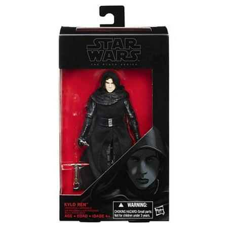 Star Wars The Black Series The Force Awakens Kylo Ren Unmasked