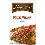 Near East Rice Pilaf Lentil 6.75 Ounce Paper Box