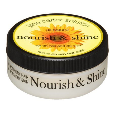Jane Carter Solution All Natural Nourish And Shine For Dry Hair  Skin  4 Oz