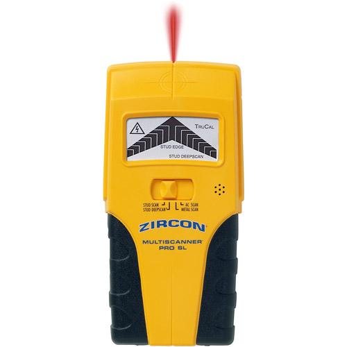 Zircon MultiScanner Pro SL Edge Finding Stud Finder