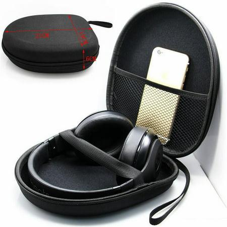 Headphone Headset Hard Case Earphone Carrying Travel Zip Bag Storage Pouch case For Sony XB950N1 XB950B1 XB950AP 8.5