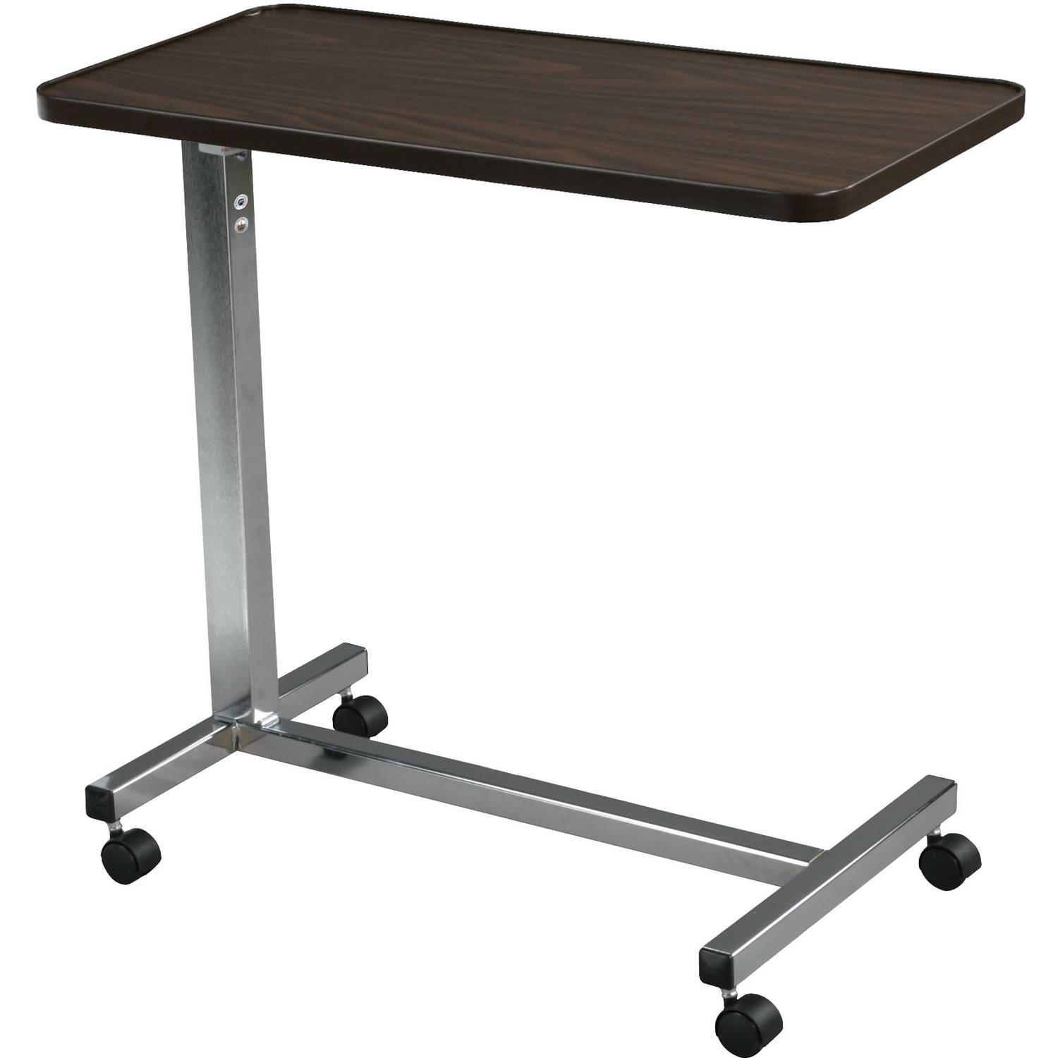 Overbed table with storage - Overbed Table With Storage