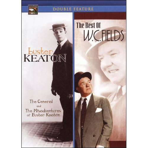 Buster Keaton & The Best Of W.C. Fields