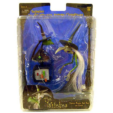 neca the nightmare before christmas series 2 the witches action figure 2 pack - Nightmare Before Christmas Pipe