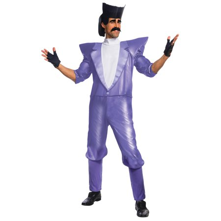 Mens Despicable Me Balthazar Bratt Costume