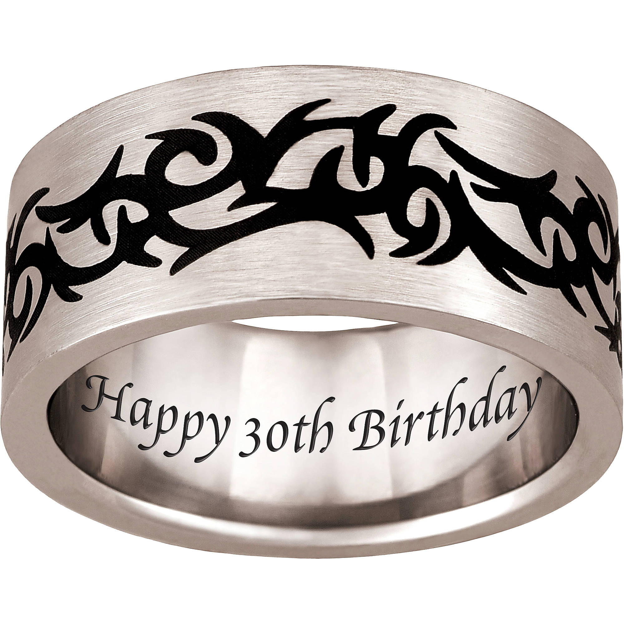 Personalized Keepsake Men's Ares Ring