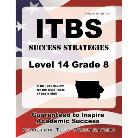 Itbs Success Strategies Level 14 Grade 8 Study Guide : Itbs Test Review for the Iowa Tests of Basic Skills - Level 8 100 Floors Halloween