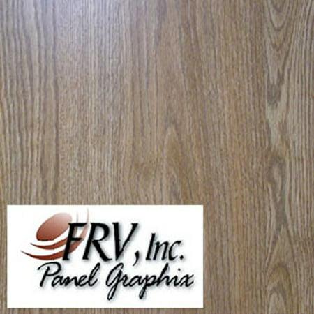 FRV N300G Refrigerator Door Panel - Oak Laminate