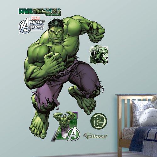 Fathead Hulk Avengers Assemble