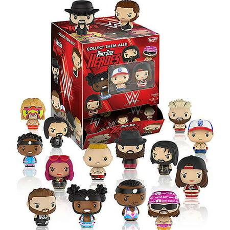 Funko Wwe Wrestling Pint Size Heroes Wwe Mystery Box  24 Packs
