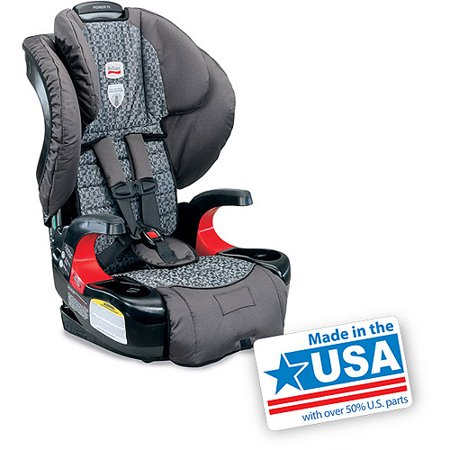 britax pioneer 70 combination harness 2 booster car seat silvercloud. Black Bedroom Furniture Sets. Home Design Ideas