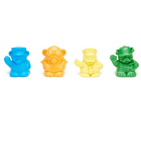 Green Toys Character 4 Pack