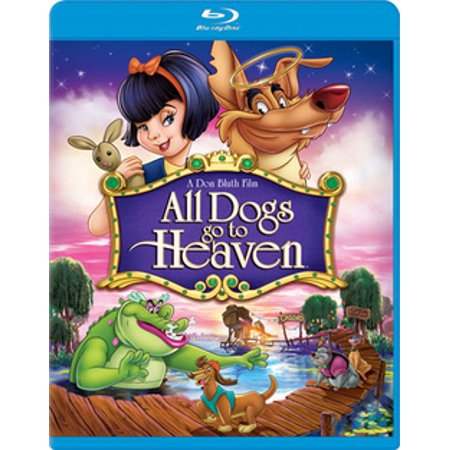 All Dogs Go To Heaven (Blu-ray) (All Dogs Go To Heaven 3 Trailer)