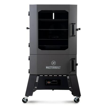 Masterbuilt 40-inch Digital Charcoal Smoker in Gray
