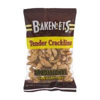 Baken-Ets Tender Cracklins Traditional Chicharrones Pork Skins 2.5 oz. Bag