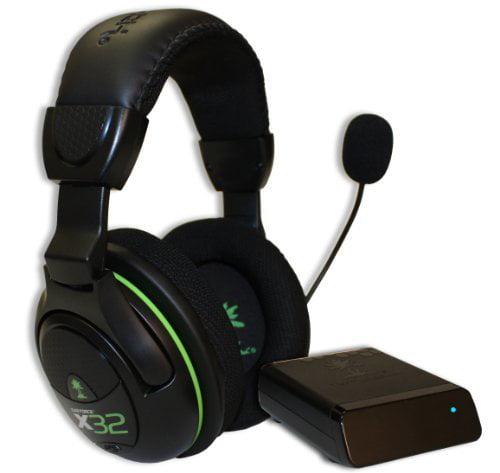 Turtle Beach TBS-2265-01 Ear Force X32 Wireless Stereo Gaming Headset