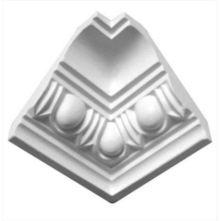 American Pro Decor 5APD10051 2.75 in. Egg And Dart Crown Moulding Inside