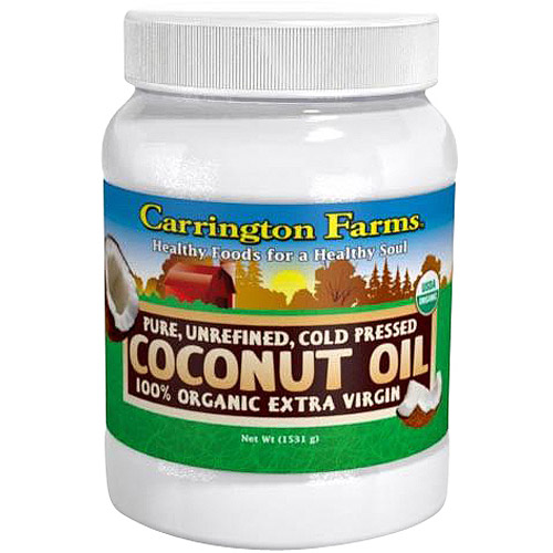 Carrington Farms UnRefined Organic Coconut Oil 54oz