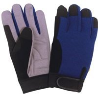 Diamondback Gv-965662B-Xxl Synthtc Leather Palm Glove, Xxl