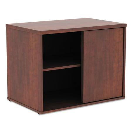 Alera Open Office Low Storage Cabinet Credenza, 29 1/2 x 19 1/8x 22 7/8, (Open Credenza)