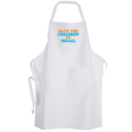 Aprons365 - Save the Children of Israel – Apron – Support People Peace