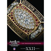 NFL America's Game: 1987 Redskins (Super Bowl Xxii by Allied Vaughn