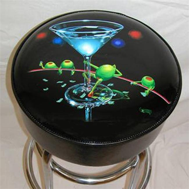 Petro Enterprises GODBS-05 Dirty Martini Bar Stool