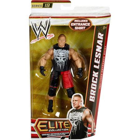 Wwe Elite Ser 19 Brock Lesnar