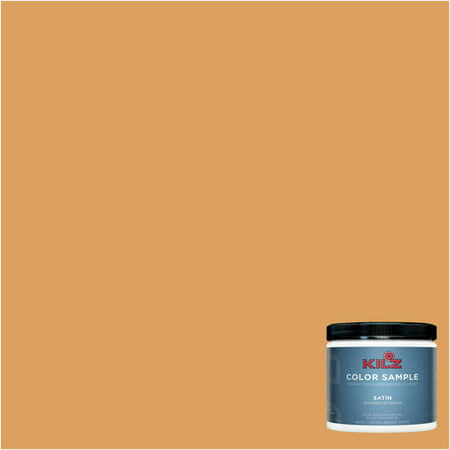 KILZ COMPLETE COAT Interior/Exterior Paint & Primer in One #LD130-02 Squeaky Toy, 1 gal, Flat