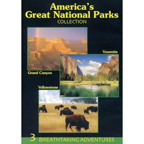 Grand Canyon Yosemite Yellowstone [DVD]