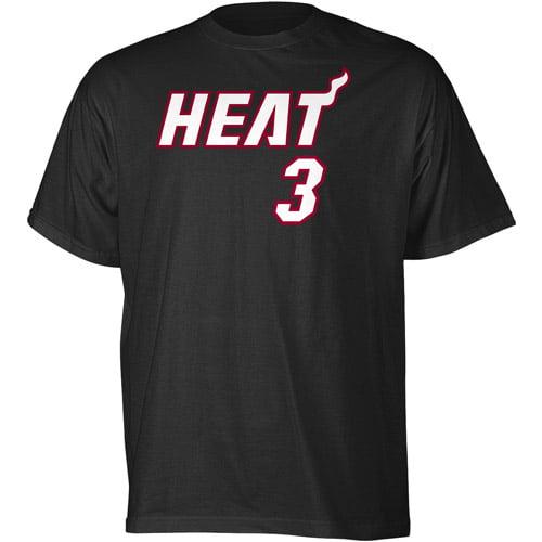 Men's NBA Heat Wade Player tee