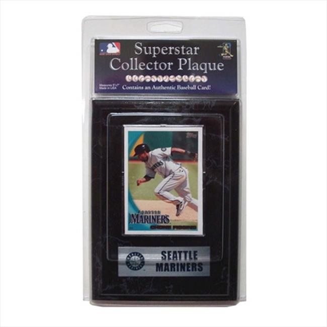 Sports Images MLB Card Plaque - Seattle Mariners Chine Figgins - image 1 of 1