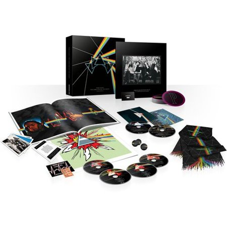 Dark Side Of The Moon (Immersion Edition) (6 Disc Set) (3 CDs, 2 DVDs and 1 Blu-ray