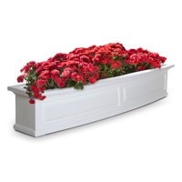 Mayne Nantucket Window Box 5FT White