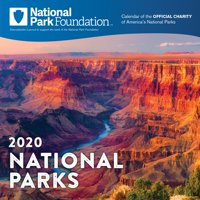 2020 National Park Foundation Wall Calendar (Other)