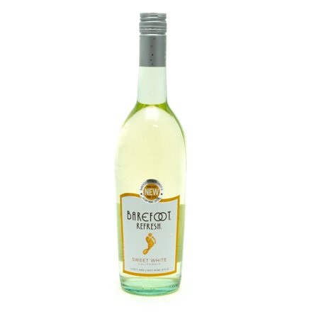Barefoot Refresh Sweet White Wine 750 Ml