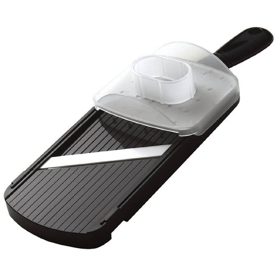 Kyocera Ceramic Adjustable Slicer - Black