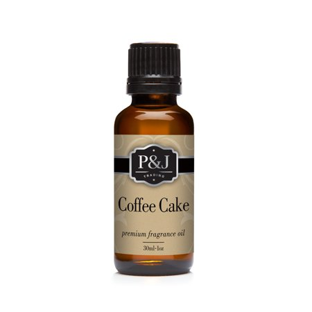 Coffee Cake Fragrance Oil - Premium Grade Scented Oil - 30ml