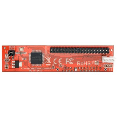 Tripp Lite USB 40-Pin Male IDE to 2.5 in., 3.5 in. and 5.25 in. SATA