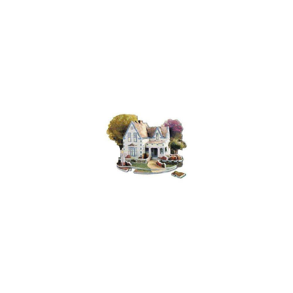 Home Is Where The Heart Is, 267 Piece 3D Jigsaw Puzzle Ma...