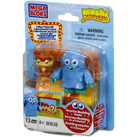 Moshi Monsters Moshlings Zoo and Furi Set Mega Bloks 80638 - Moshi Monster Halloween Bags