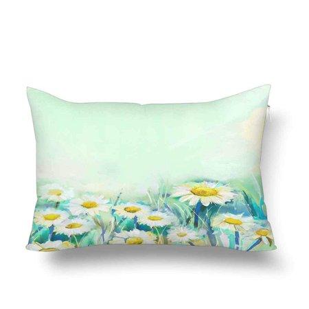 GCKG Spring Flower Dandelions Pillow Cases Pillowcase 20x30 inches - image 4 de 4