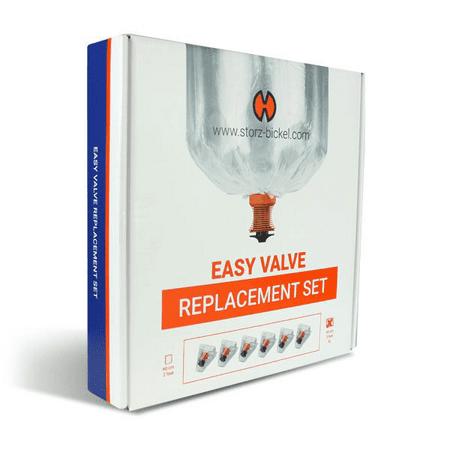 Valve Tub Set - Volcano Easy Valve XL Replacement Set