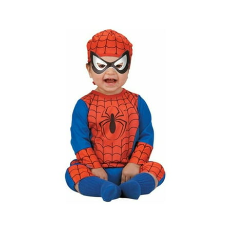Baby Spider-Man Costume](Spiderman Costumes For Toddlers)