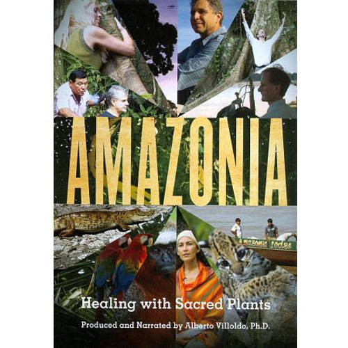 Amazonia: Healing With Sacred Plants by ENTERTAINMENT ONE