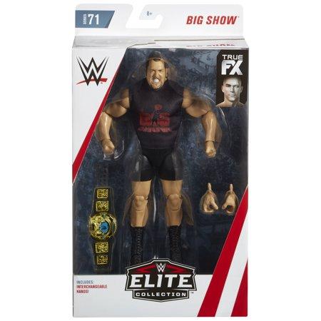 Big Show - WWE Elite 71 Toy Wrestling Action Figure (Wwe Toys Elites)