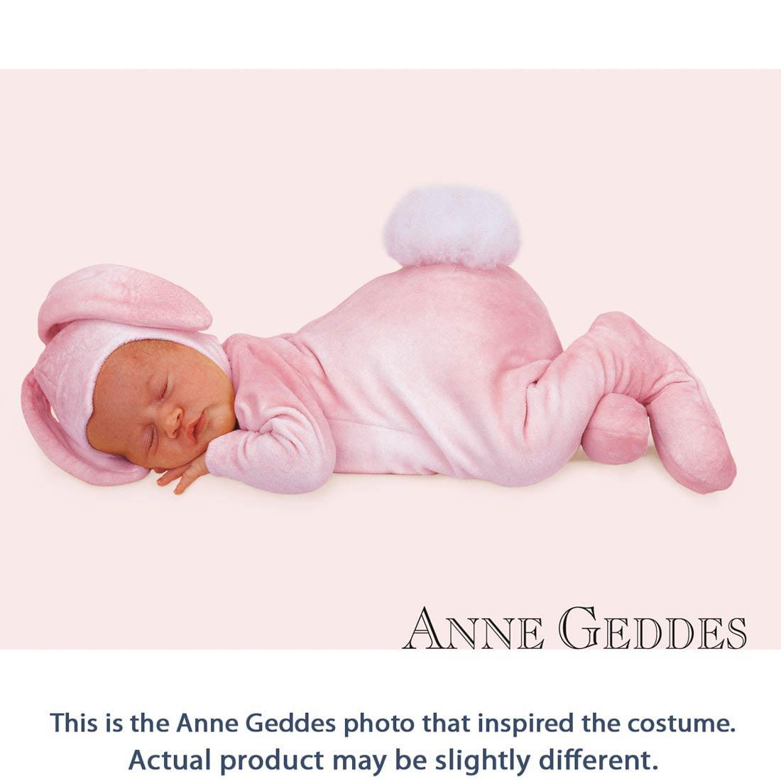 sc 1 st  Walmart & Baby Anne Geddes Bunny Halloween Costume - Walmart.com